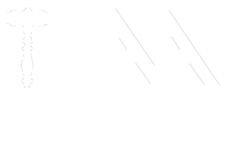 Tennessee Auctioneers Association logo,